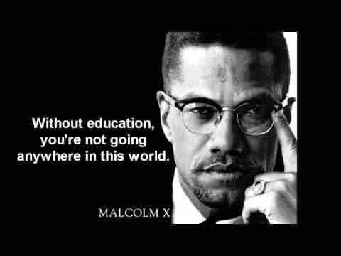 gallery for malcolm x quotes wallpaper