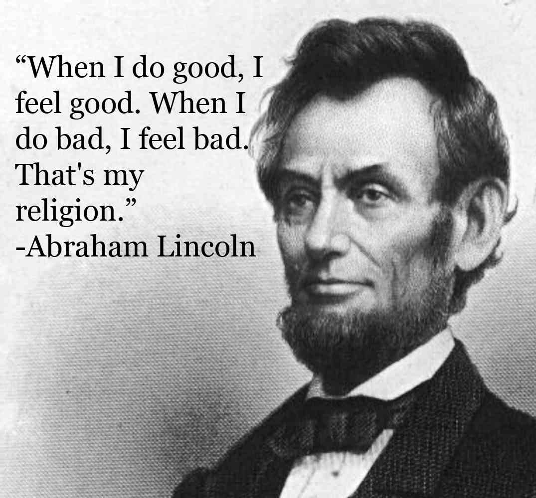 Abraham Lincoln Quotes Friendship